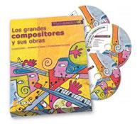 Los grandes compositores - castellano